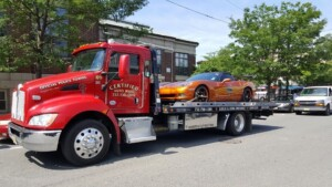 Towing in Monmouth County NJ