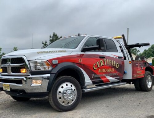 Flatbed Towing in West Freehold New Jersey