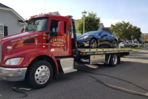Light Duty Towing in Ramtown New Jersey