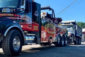 Towing in Wall Township New Jersey