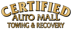 Certified Auto Mall Towing & Recovery Logo