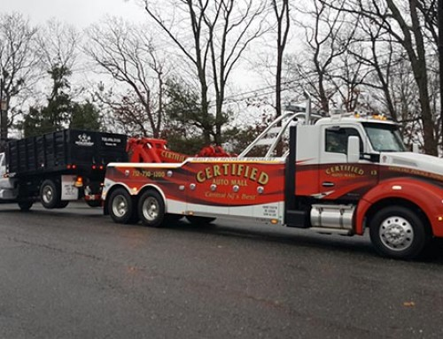 Heavy Duty Towing in Central NJ