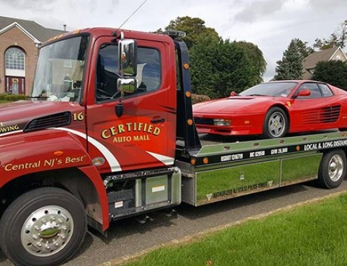 Towing in Freehold NJ