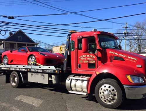 Towing in Howell NJ